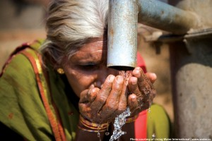 Photo courtesy of Living Water International (www.water.cc).