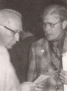 Albert Outler and Ed Robb