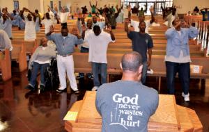 Photo courtesy of Angolalite Prison Magazine.