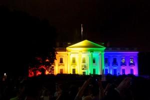 white house rainbow nick amoscato via flickr