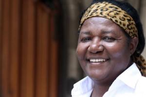 Bishop Joaquina Filipe Nhanala of Mozambique. Photo by Kathleen Barry, UM Communications.