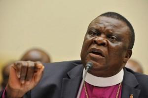 Bishop Ntambo Nkulu Ntanda. Photo by Jay Mallin (UMNS)