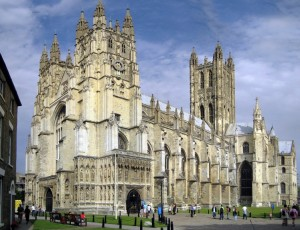 Canterbury Cathedral (Wikamedia)