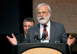 Rev. Gere Reist, Photo by Mike DuBos, UMNS.