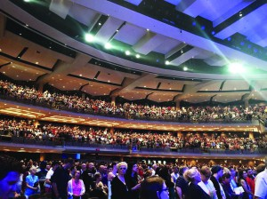 Willow Creek Community Church. Photo courtesy of Willow Creek.