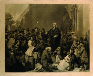 John Wesley and the early Methodists attracted many critics for their faithful ministry.
