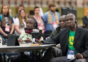 Delegates at General Conference 2016 (UMNS)