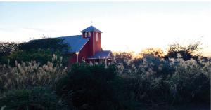 Chapel in Brenham, Texas. Photo by Steve Beard.