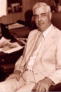 Rev Virgil Maybray