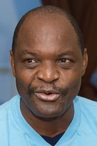 Rev. Lloyd T. Nyarota by Mike DuBose, UMNS