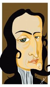 Wesley-Portrait-Painting